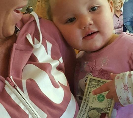 Operation Gratitude Candy Buy Back at Lydiatt and Duru Family Dentistry